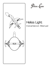 Helios 1800 LED Dental Lights Patented reflective
