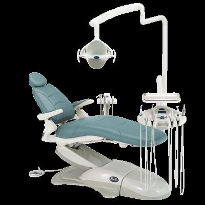 pelton crane dental chair